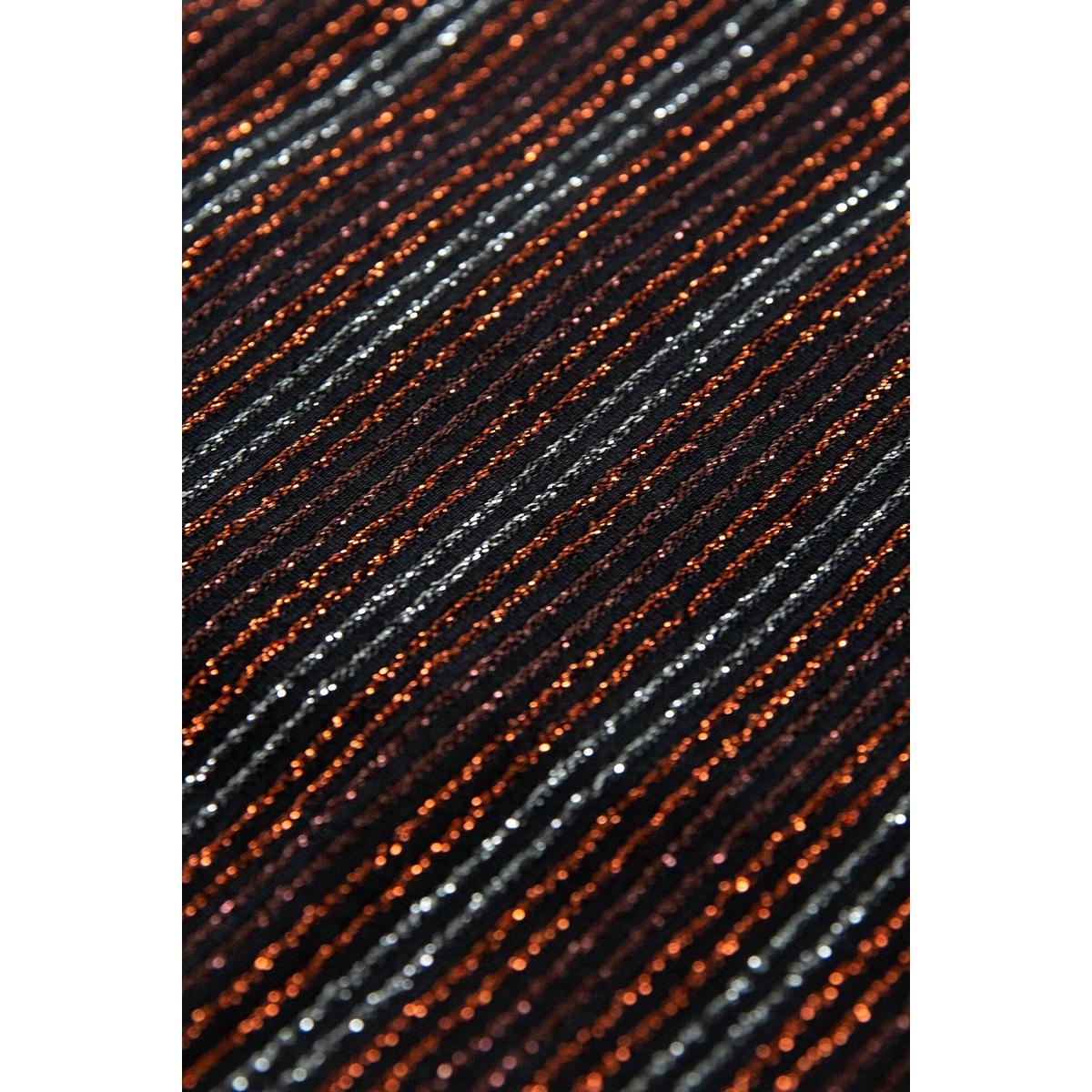 glittertop k90001 garcia t-shirt 60 black