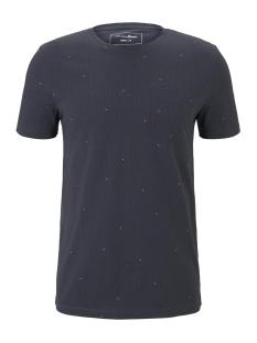 t shirt met borstzak 1015665xx12 tom tailor t-shirt 20880
