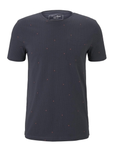 Tom Tailor T-shirt T SHIRT MET BORSTZAK 1015665XX12 20880