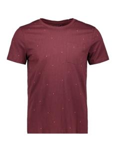 t shirt met borstzak 1015665xx12 tom tailor t-shirt 20886
