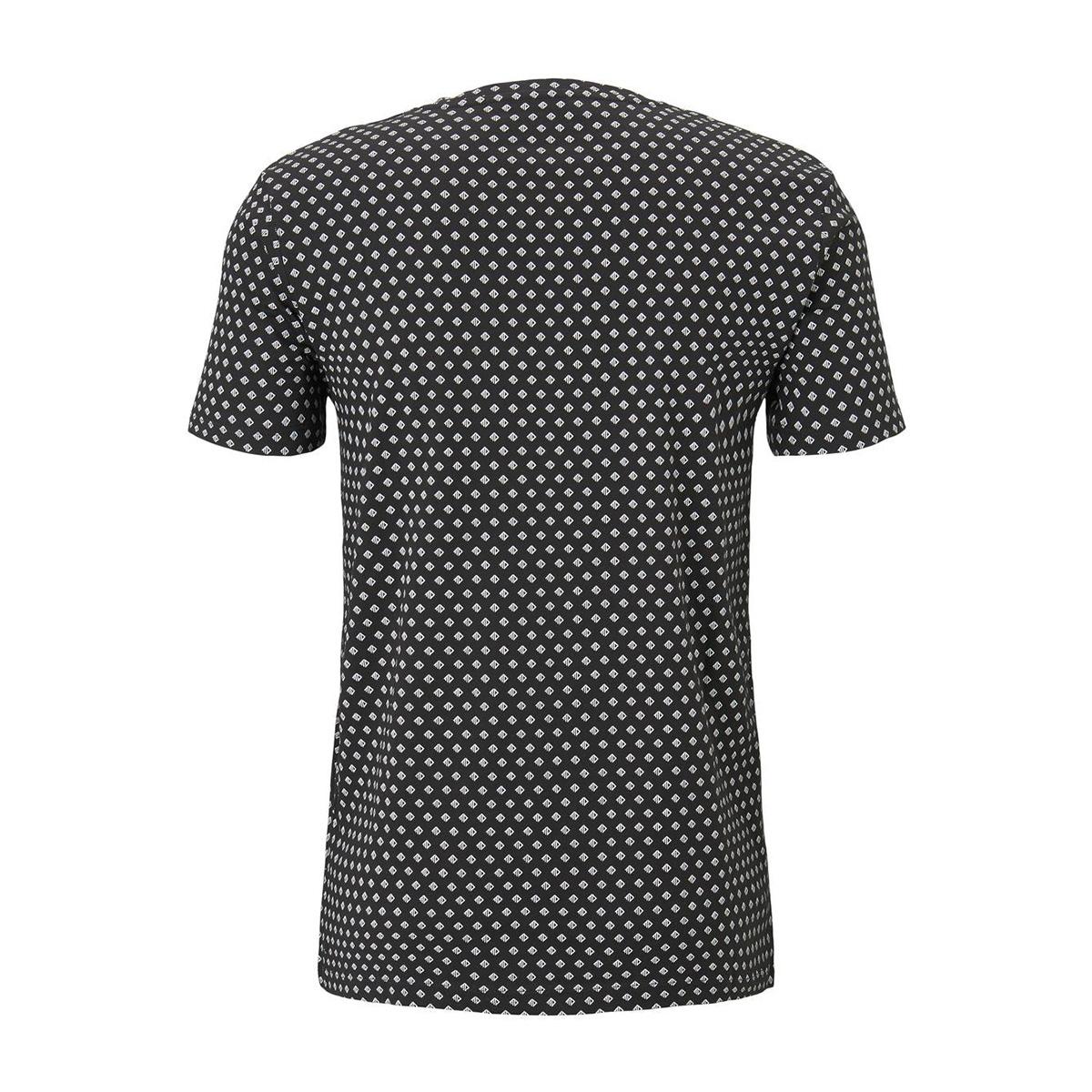 t shirt met borstzak 1015665xx12 tom tailor t-shirt 20889