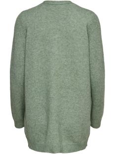 onllesly l/s open cardigan knt noos 15174274 only vest basil/melange