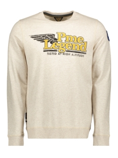 PME legend T-shirt ROUNDNECK LONG SLEEVE T SHIRT PTS198511 910