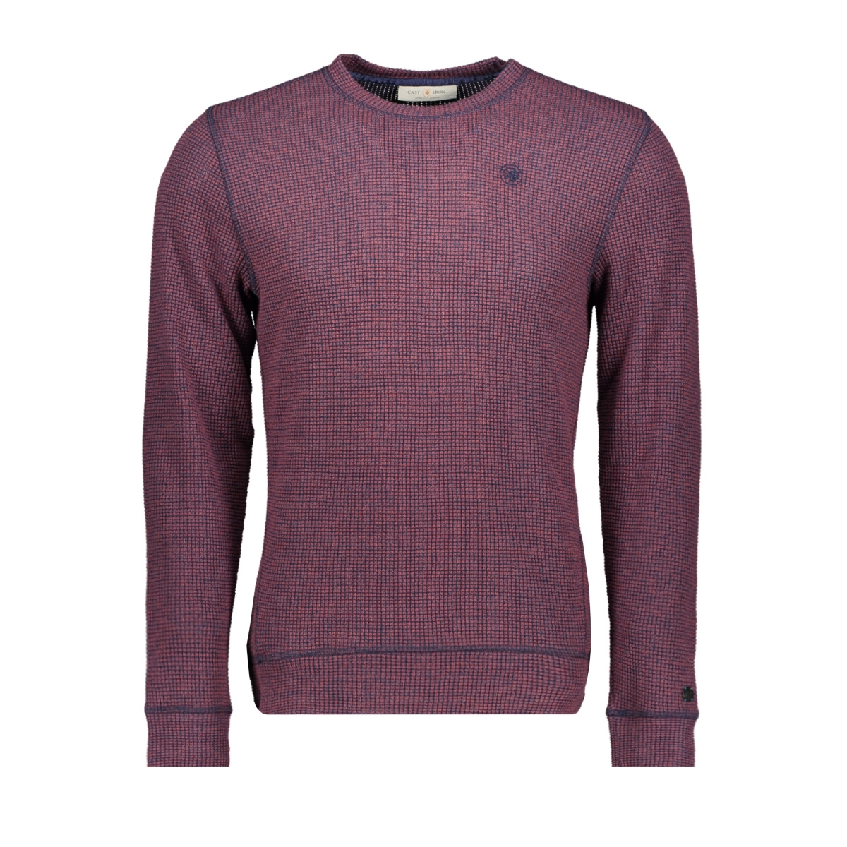 two tone pullover cts198001 cast iron trui 3181