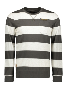 PME legend T-shirt STRIPED JERSEY PTS198530 8039