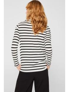 longsleeve met staande kraag 129ee1k043 esprit t-shirt e110