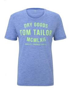 Tom Tailor T-shirt T SHIRT MET PRINT 1008640XX10 21868