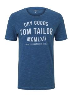 Tom Tailor T-shirt T SHIRT MET PRINT 1008640XX10 21869