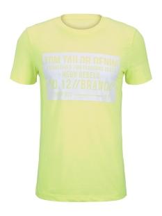 Tom Tailor T-shirt T SHIRT MET PRINT 1015938XX12 20361