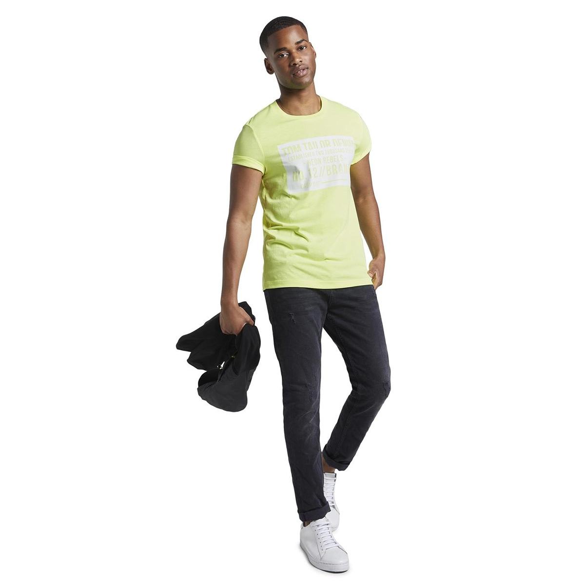 t shirt met print 1015938xx12 tom tailor t-shirt 20361