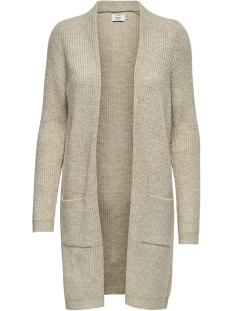 Only Vest ONLJADE L/S CARDIGAN KNT 15179815 Whitecap Gray