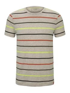 Tom Tailor T-shirt T SHIRT MET STREEP 1015940XX12 21222