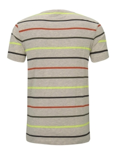 t shirt met streep 1015940xx12 tom tailor t-shirt 21222