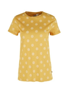 Q/S designed by T-shirt T SHIRT MET TEKST CIRKELS 46001325593 15A0