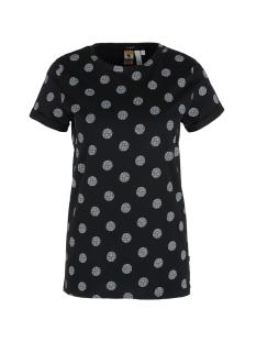 Q/S designed by T-shirt T SHIRT MET TEKST CIRKELS 46001325593 99A0