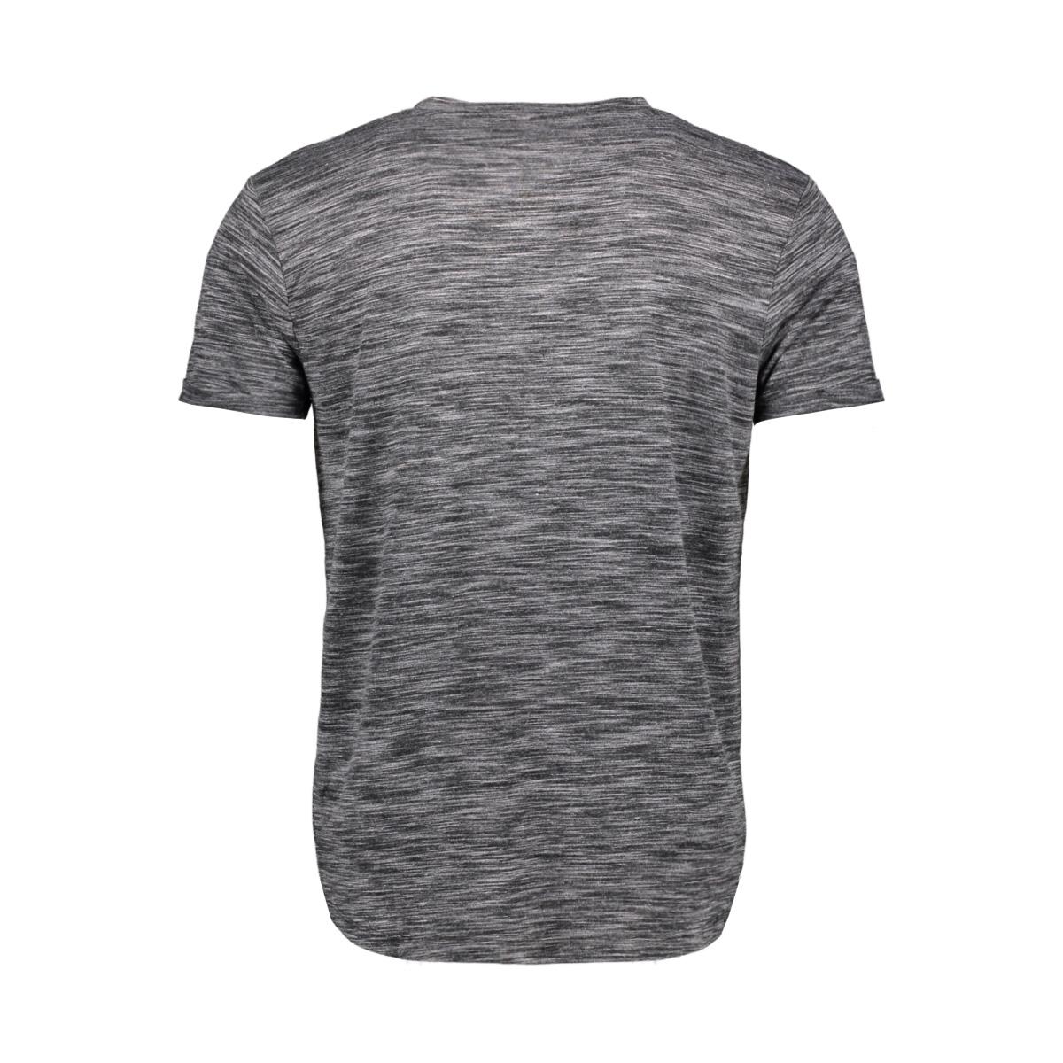 t shirt met een simpele print 1016307xx12 tom tailor t-shirt 10723
