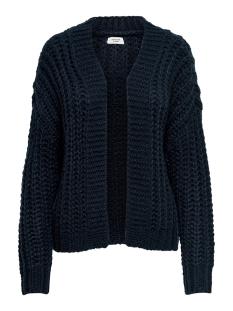 Jacqueline de Yong Vest JDYCILLE L/S CHUNKY CARDIGAN KNT 15192596 Navy Blazer