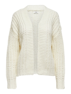 JDYCILLE L/S CHUNKY CARDIGAN KNT 15192596 Cloud Dancer