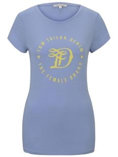 Tom Tailor T-shirt JERSEY T SHIRT 1016431XX71 21348