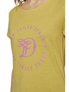 jersey t shirt 1016431xx71 tom tailor t-shirt 15591
