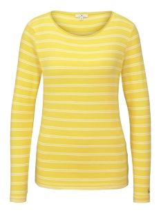 Tom Tailor T-shirt T SHIRT MET STREEPDESSIGN 1016936XX70 21886