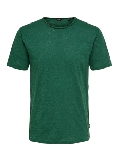 Only & Sons T-shirt ONSALBERT LIFE NEW SS TEE NOOS 22005108 Posy Green
