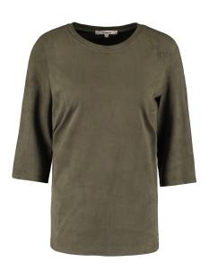 Garcia T-shirt SUEDINE T SHIRT M00003 3297 OLIVE GREEN