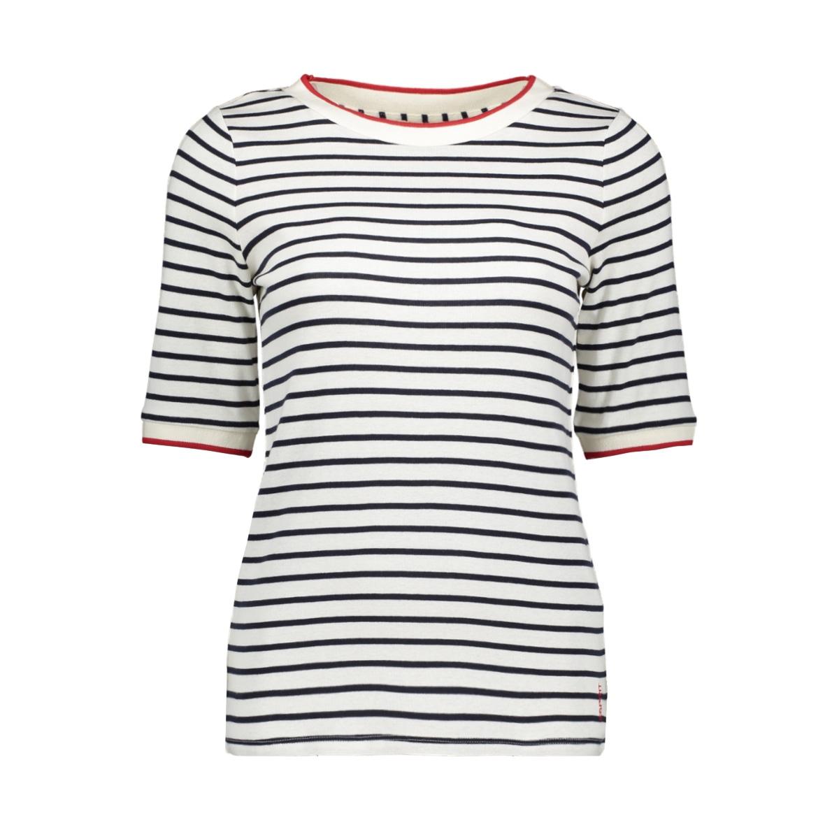 gestreept t shirt 020ee1k324 esprit t-shirt e400