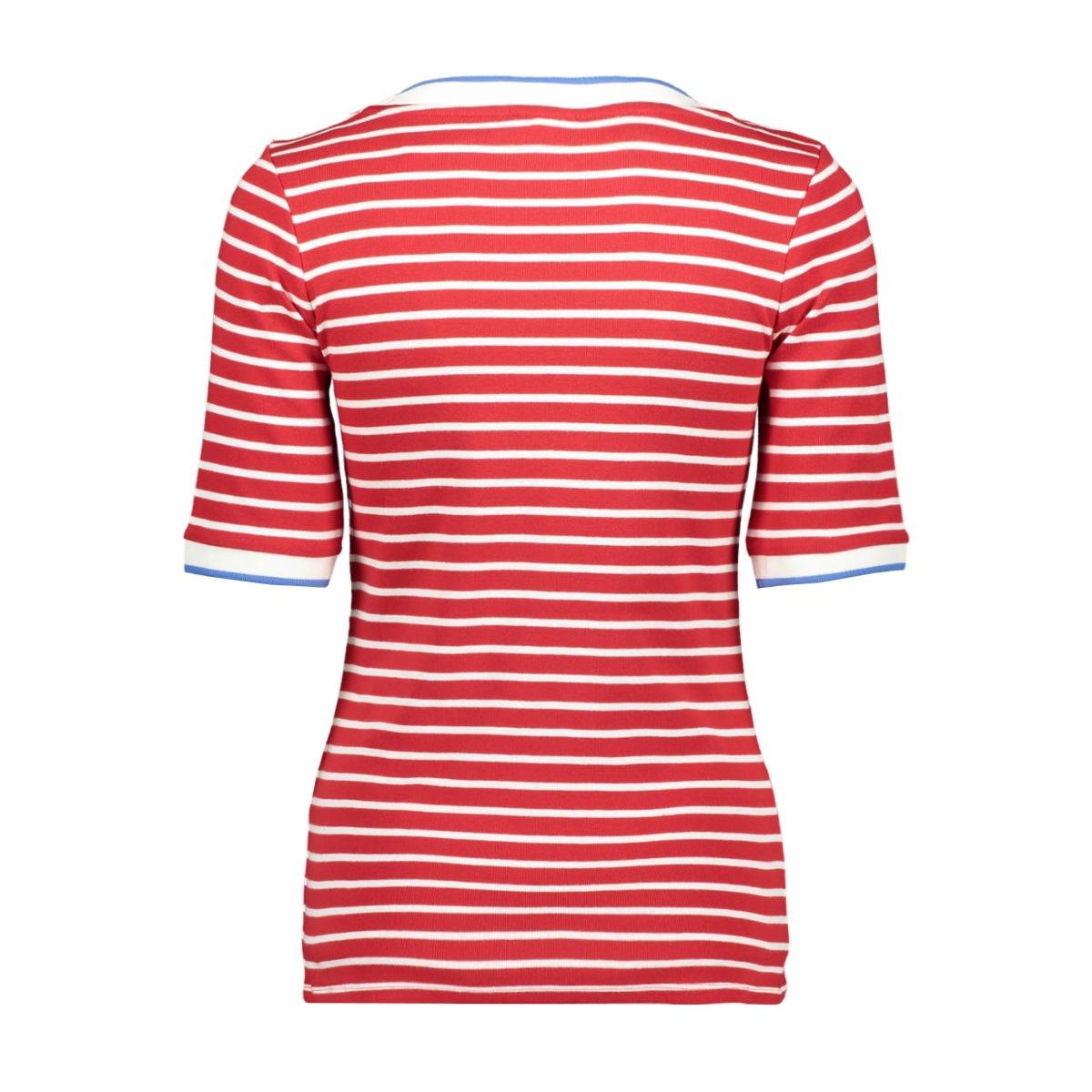 gestreept t shirt 020ee1k324 esprit t-shirt e610
