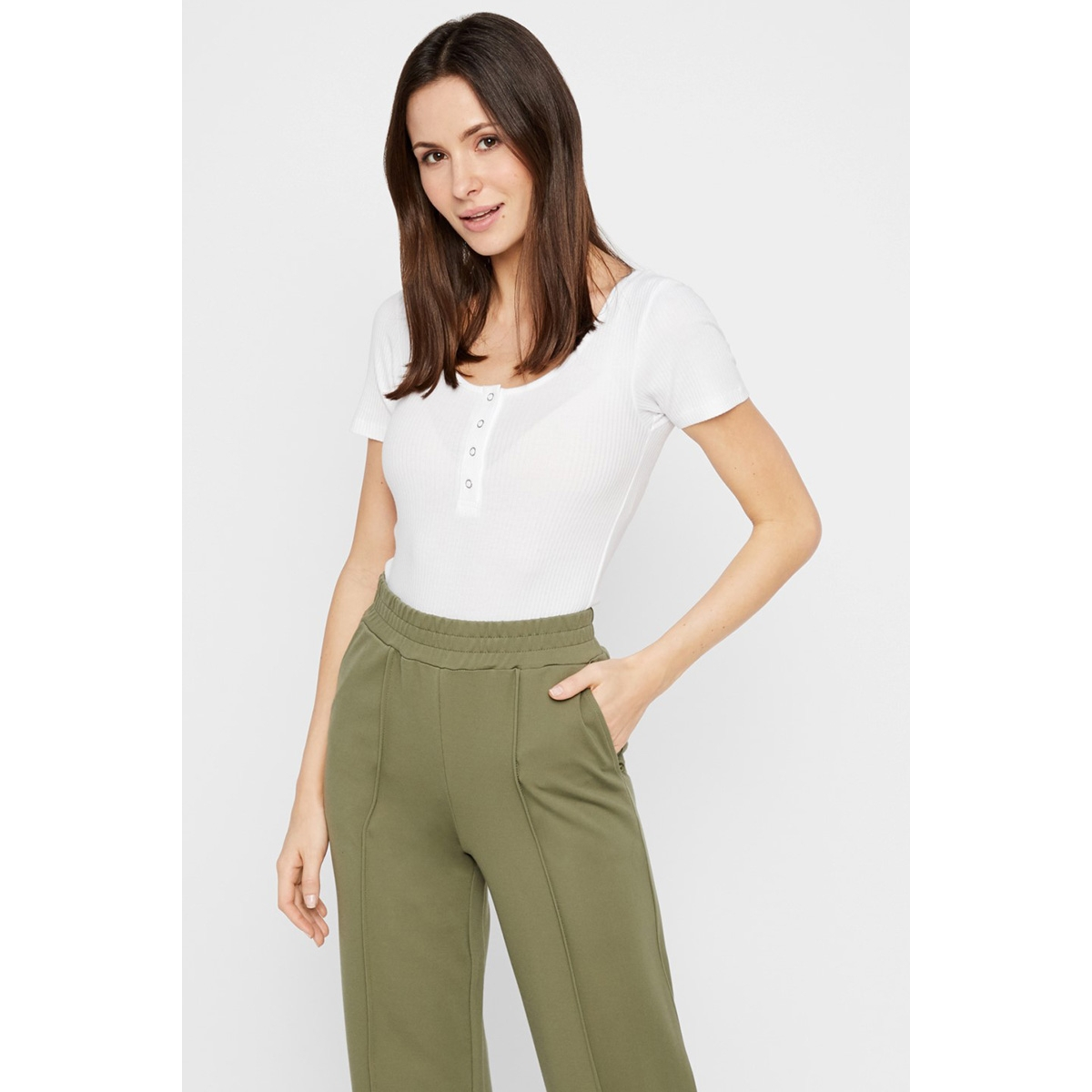 pckitte ss top noos bc 17101439 pieces t-shirt bright white