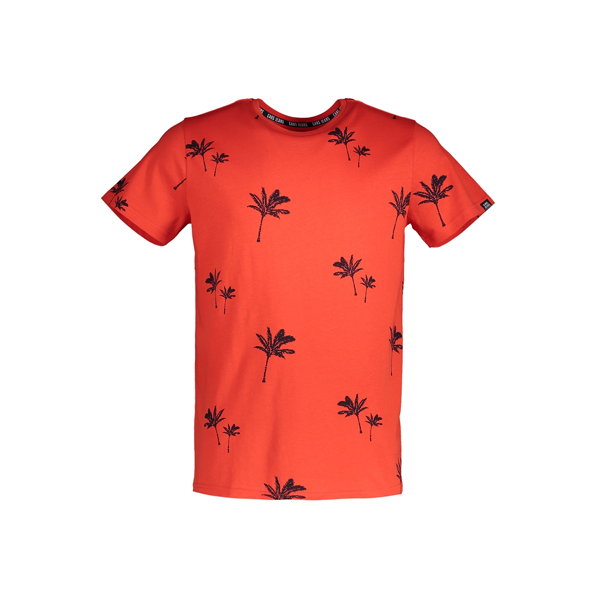 halle ts print 40670 cars t-shirt 60 red