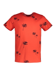 Cars T-shirt HALLE TS PRINT 40670 60 RED