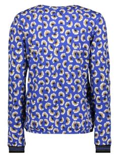 t shirt met lange mouwen 21101805 sandwich t-shirt 40031 signal blue