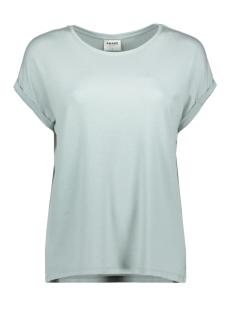 Vero Moda T-shirt VMAVA PLAIN SS TOP GA NOOS 10187159 Slate