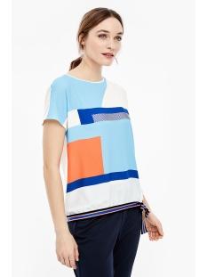 s.Oliver T-shirt T SHIRT MET MODIEUZE FOTOPRINT 14002324679 02Z1