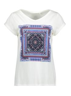 Esprit T-shirt T SHIRT MET GRAFISCHE PRINT 020EE1K332 E110