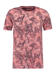 Garcia T-shirt T SHIRT MET ALL OVER PRINT N01205 3068 CORAL REEF