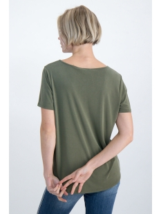 t shirt gs000102 garcia t-shirt 3297 olive green