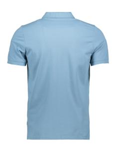 jjebasic polo ss noos 12136516 jack & jones polo blue heaven/slim fit