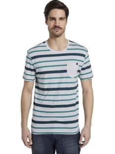 Tom Tailor T-shirt GESTREEPT T SHIRT 1017559XX10 22179