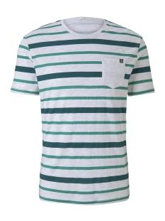 gestreept t shirt 1017559xx10 tom tailor t-shirt 22179