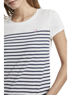 gestreept t shirt 1017275xx71 tom tailor t-shirt 21355