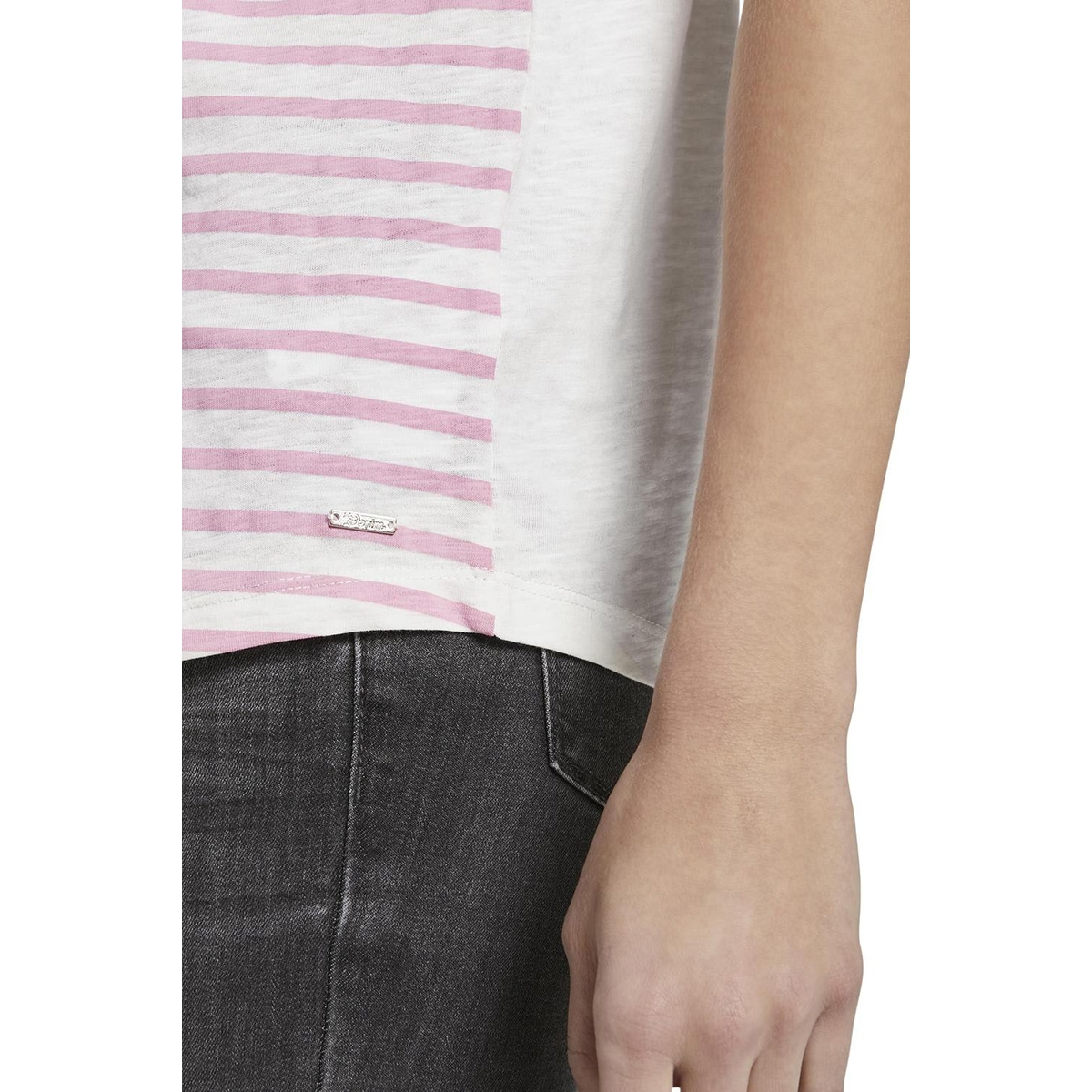 gestreept t shirt 1017275xx71 tom tailor t-shirt 21358