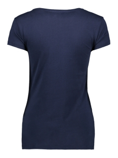 t shirt met tekst 1017504xx71 tom tailor t-shirt 10360