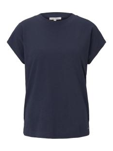 Tom Tailor T-shirt T SHIRT MET OPSTAANDE KRAAG 1017509XX71 10360
