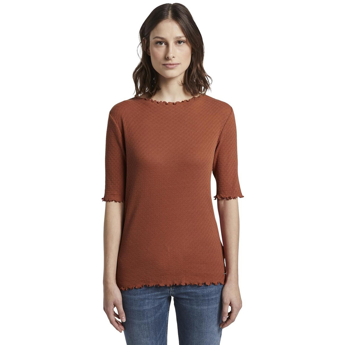t shirt met print 1017515xx71 tom tailor t-shirt 19759
