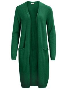 viril l/s long knit cardigan-fav 14043282 vila vest eden/melange