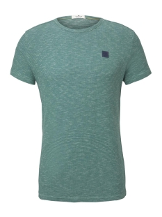 Tom Tailor T-shirt WAFFLE T SHIRT 1017558XX10 22177