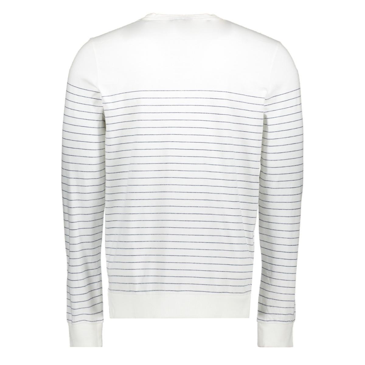 yarn dyed striped long sleeved t shirt pts201583 pme legend t-shirt 7003