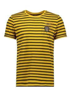 PME legend T-shirt SINGLE JERSEY PRINTED YARN DYED T SHIRT PTSS201585 1074